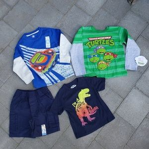 Other - Boys 3t clothing lot! (P8)